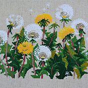 Картины и панно handmade. Livemaster - original item Embroidered picture