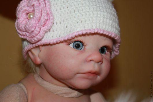 Куклы-младенцы и reborn ручной работы. Ярмарка Мастеров - ручная работа. Купить Сонечка. Handmade. Розовый, виниловый торс