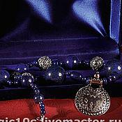 """Украшения ручной работы. Ярмарка Мастеров - ручная работа """"Синяя симфония"""". Handmade."""