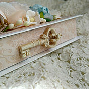 """Открытки ручной работы. Ярмарка Мастеров - ручная работа Коробочка """"Любимой бабушке"""". Handmade."""