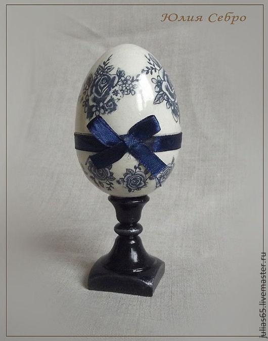 """Подарки на Пасху ручной работы. Ярмарка Мастеров - ручная работа. Купить Пасхальное яйцо-шкатулка  """"Голландия"""". Handmade. Яйцо"""