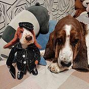Куклы и игрушки handmade. Livemaster - original item Portrait Pet Toy. Handmade.