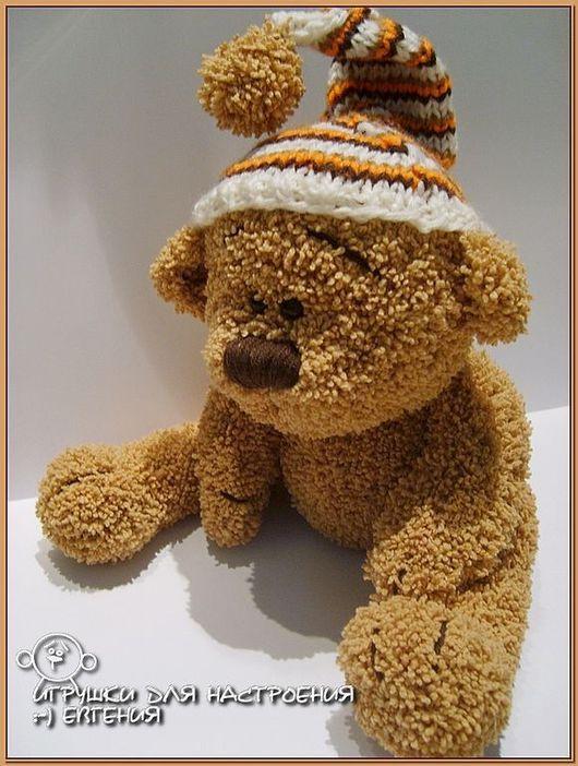 Мишки Тедди ручной работы. Ярмарка Мастеров - ручная работа. Купить Мишка Ворчун. Handmade. Мишка, Плюшевый мишка, коричневый
