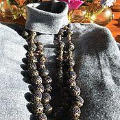 Винтаж handmade. Livemaster - original item Vintage beads