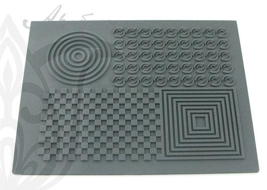 Текстурный штамп Геометри Craft&Clay (Китай)
