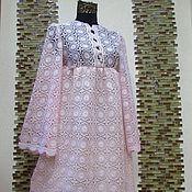 Одежда handmade. Livemaster - original item Author`s boho-dress