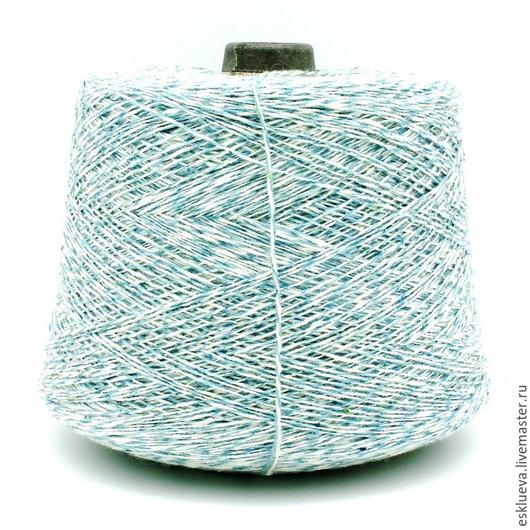 Вязание ручной работы. Ярмарка Мастеров - ручная работа. Купить Меринос FLOK. Handmade. Меланжевая пряжа, итальянская пряжа, пряжа