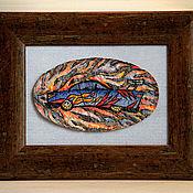 Картины и панно ручной работы. Ярмарка Мастеров - ручная работа Автомобиль. Handmade.