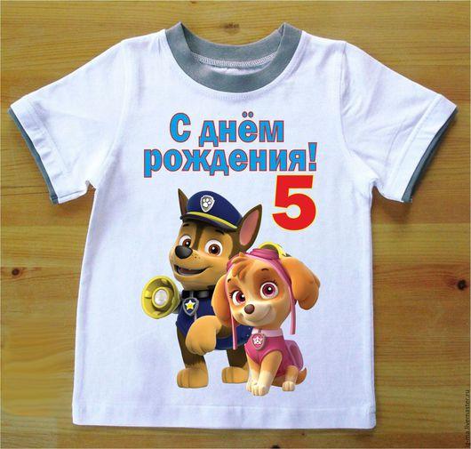 футболка для мальчика. Горловина есть серая и сть голубая.