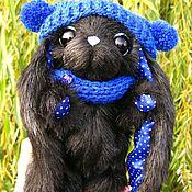Куклы и игрушки ручной работы. Ярмарка Мастеров - ручная работа Зайка Камилла в стиле Тедди. Handmade.