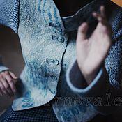 Одежда ручной работы. Ярмарка Мастеров - ручная работа Жакет Ариадна. Handmade.