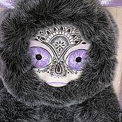Куклы и игрушки ручной работы. Ярмарка Мастеров - ручная работа кукла Ля Мур Гранде шиншилла Sakura fans (Сакура веера). Handmade.