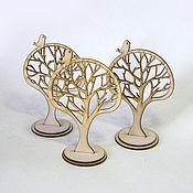Материалы для творчества ручной работы. Ярмарка Мастеров - ручная работа Декоративное дерево. Handmade.