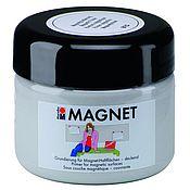 """Материалы для творчества ручной работы. Ярмарка Мастеров - ручная работа Магнитный грунт """"MARABU Magnet"""" 225 мл. Handmade."""