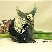Куклы и игрушки ручной работы. Ярмарка Мастеров - ручная работа Летний Хранитель Зимы. Handmade.