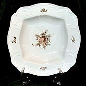 Винтаж handmade. Livemaster - original item A large salad bowl, Rosenthal SANSSOUCI Rosenthal. Handmade.