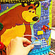 """Развивающие игрушки ручной работы. Развивающий домик """" Играем в сказку. Маша и медведь(мультик)"""". Наталья Легкая. Интернет-магазин Ярмарка Мастеров."""