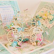 Сувениры и подарки ручной работы. Ярмарка Мастеров - ручная работа Коробочка Magic box свадебная. Handmade.