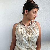 Одежда handmade. Livemaster - original item Boho sundress