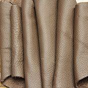 Кожа ручной работы. Ярмарка Мастеров - ручная работа №6.5 Коричневый  1637 грамм.2мм.Натуральная кожа. Handmade.