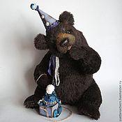 Куклы и игрушки ручной работы. Ярмарка Мастеров - ручная работа Большой Бирк. Handmade.