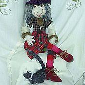 """Куклы и игрушки ручной работы. Ярмарка Мастеров - ручная работа Ведьма """"Матильда"""". Handmade."""
