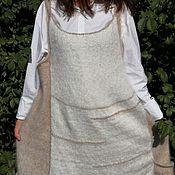 Одежда handmade. Livemaster - original item boho sundress. Delicious size.. Handmade.