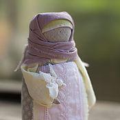 Куклы и игрушки ручной работы. Ярмарка Мастеров - ручная работа Кукла Ангел с птичкой. Handmade.