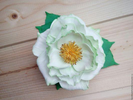 Комплекты украшений ручной работы. Ярмарка Мастеров - ручная работа. Купить Цветы из фоамирана. Handmade. Комбинированный, резинки с цветами, фоамиран