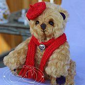 Куклы и игрушки handmade. Livemaster - original item Edgar - art bear. Handmade.