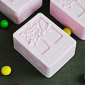 Мыло ручной работы. Ярмарка Мастеров - ручная работа Мыло органическое «Bubble gum». Handmade.
