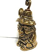 Сувениры и подарки handmade. Livemaster - original item House with a spoon (bell). Handmade.