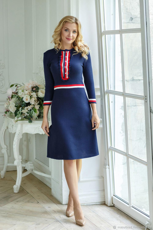 Dress ' Blue city', Dresses, St. Petersburg,  Фото №1