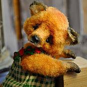 Куклы и игрушки ручной работы. Ярмарка Мастеров - ручная работа Лисичка Тедди Мия. Handmade.