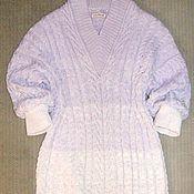 Одежда ручной работы. Ярмарка Мастеров - ручная работа Платье свитер. Handmade.