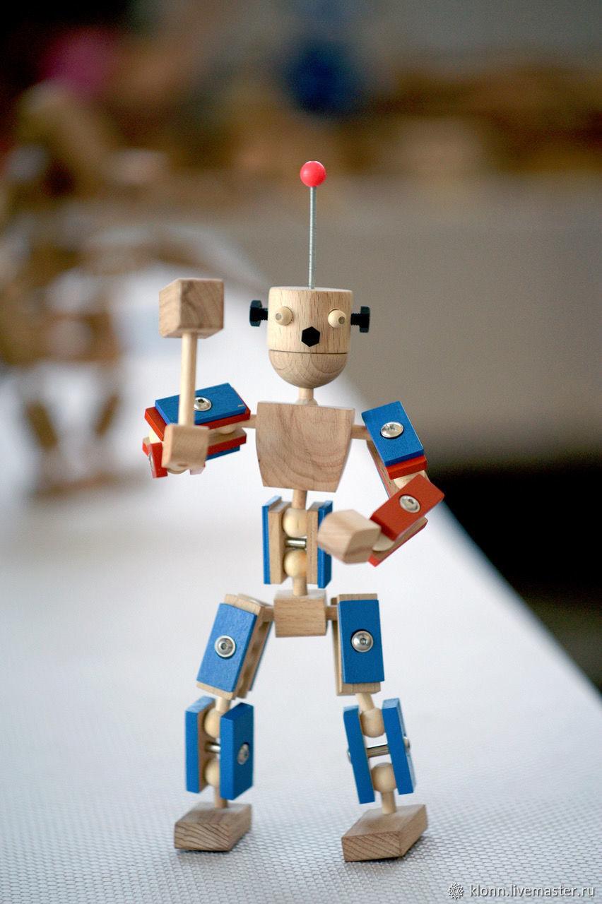 Конструктор робот, Техника и роботы, Москва,  Фото №1