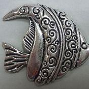 Материалы для творчества handmade. Livemaster - original item fish decorative. Handmade.