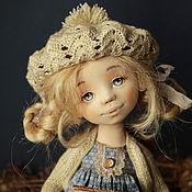 Куклы и игрушки ручной работы. Ярмарка Мастеров - ручная работа Читательница. Handmade.