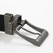 Ремни ручной работы. Ярмарка Мастеров - ручная работа Ремни: Пряжка поворотная для ремня HA447 35 мм блэк никель. Handmade.
