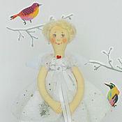 Куклы и игрушки ручной работы. Ярмарка Мастеров - ручная работа Тата. Звездный Ангел.. Handmade.