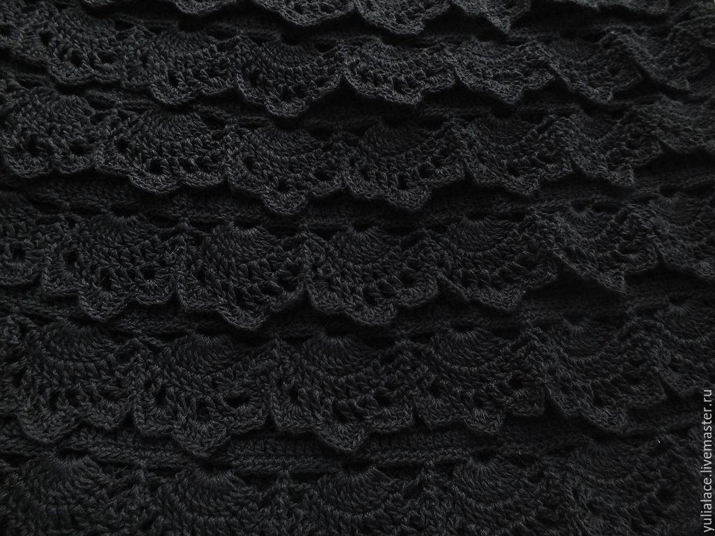 Юбка черная доставка