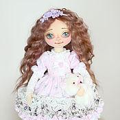 """Куклы и игрушки ручной работы. Ярмарка Мастеров - ручная работа коллекционная кукла """"Молли"""". Handmade."""