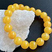 Фен-шуй и эзотерика handmade. Livemaster - original item Azeztulite Gold Himalayan Bracelet. Handmade.