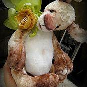 Куклы и игрушки ручной работы. Ярмарка Мастеров - ручная работа Кролик Невиль.... Handmade.
