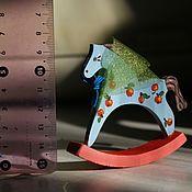 Куклы и игрушки ручной работы. Ярмарка Мастеров - ручная работа Тетя Лошадь. Handmade.