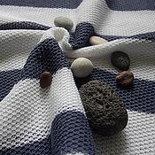 Одежда ручной работы. Ярмарка Мастеров - ручная работа Топ - тельняшка. Handmade.