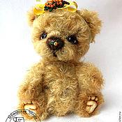 Куклы и игрушки ручной работы. Ярмарка Мастеров - ручная работа Мишка Облепиха II (для Екатерины). Handmade.