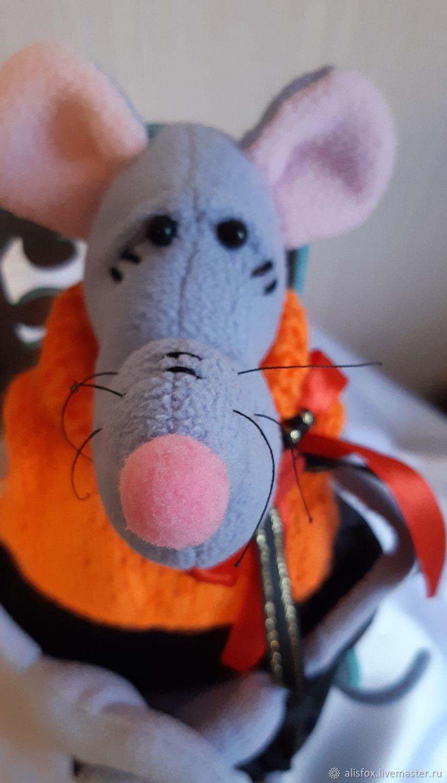 Крыска, Мягкие игрушки, Калуга,  Фото №1