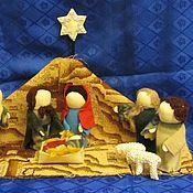 Куклы и игрушки ручной работы. Ярмарка Мастеров - ручная работа набор  Рождество. Handmade.