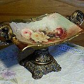 """Подарки к праздникам ручной работы. Ярмарка Мастеров - ручная работа Чаша """"Каменный цветок"""". Handmade."""